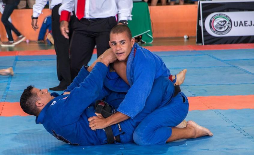 International Pro de Eunápolis garantiu 12 lutadores no Grand Slam do Rio de Janeiro (Foto: Divulgação/FBJJO)