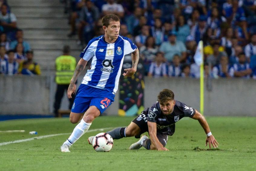 Brasileiro de 23 anos tem ótimo começo de temporada nos Dragões (Divulgação/FC Porto)