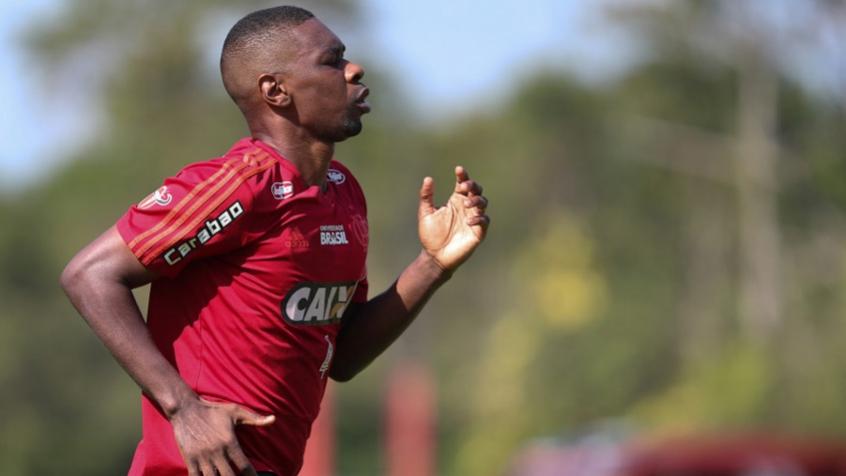 Juan disputou apenas 14 jogos nesta temporada (Gilvan de Souza / Flamengo)
