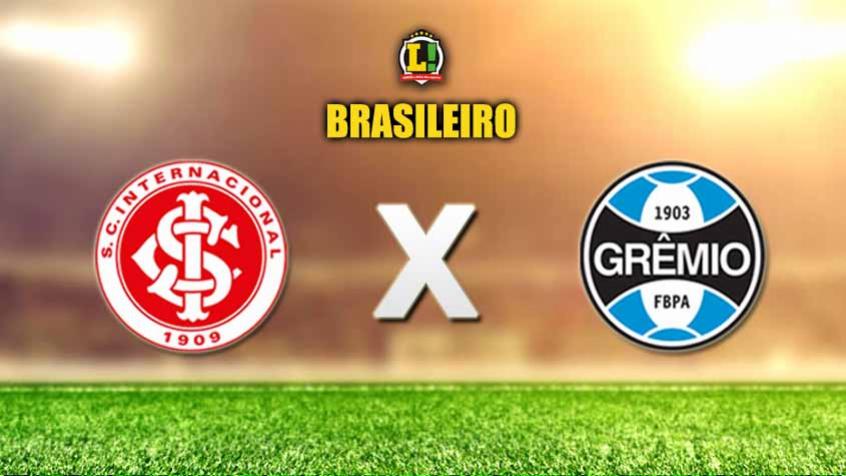 Apresentação - Internacional x Grêmio