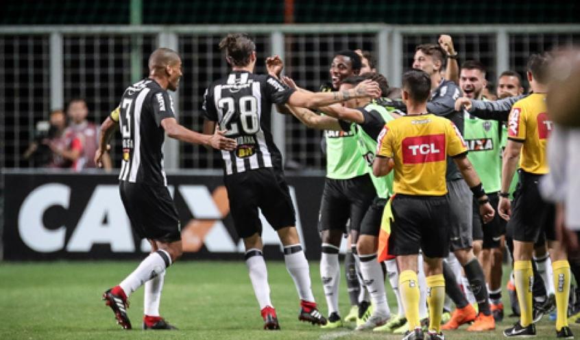 O capitão do Galo continua sendo vital para a equipe alvinegra- Bruno Cantini / Atlético