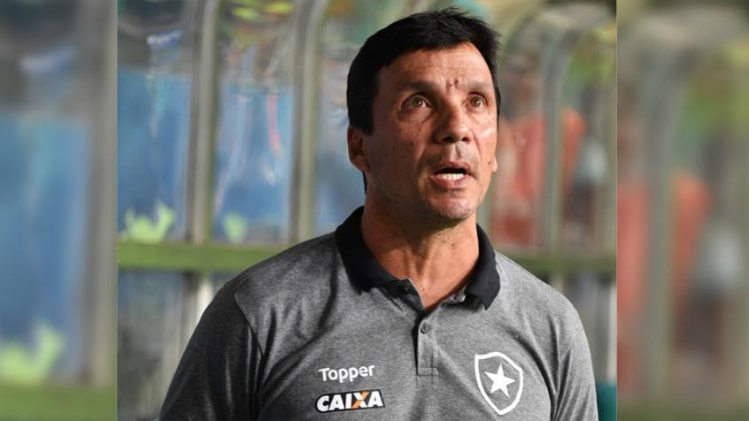 Botafogo perdeu, mas ainda tem chances de se classificar (Foto: AFP)