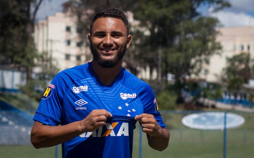 Rafinha fica no clube até o fim da temporada de 2019 -Gustavo Aleixo/Cruzeiro