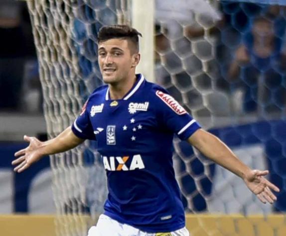 Arrascaeta é um dos principais jogadores do Cruzeiro (Foto: Fernando Michel)