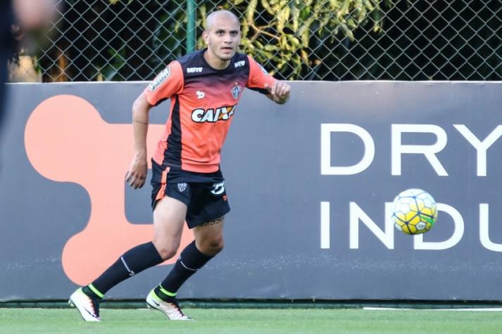 O lateral-esquerdo é uma das armas do Galo para buscar mais três pontos- (Foto: Bruno Cantini/Atlético-MG)