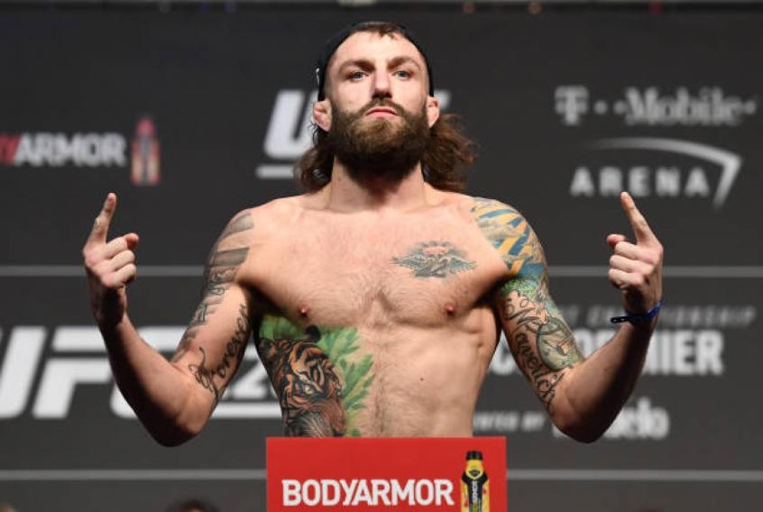 Chiesa moveu uma ação contra Conor McGregor por ataque do irlandês na semana do UFC 223 (Foto: Getty Images)