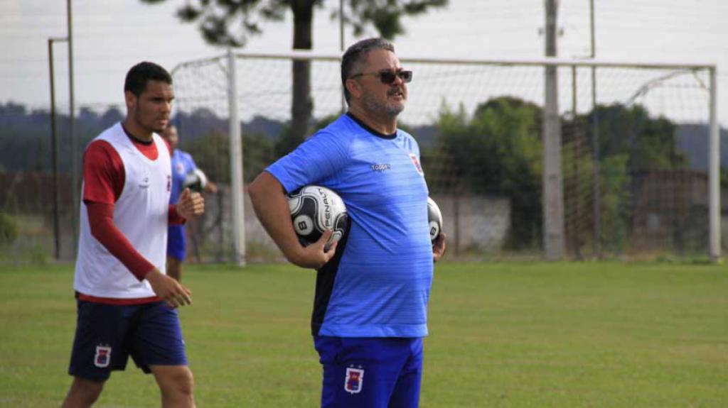 Rogério Micale - último clube: Paraná. - (Divulgação/Paraná)