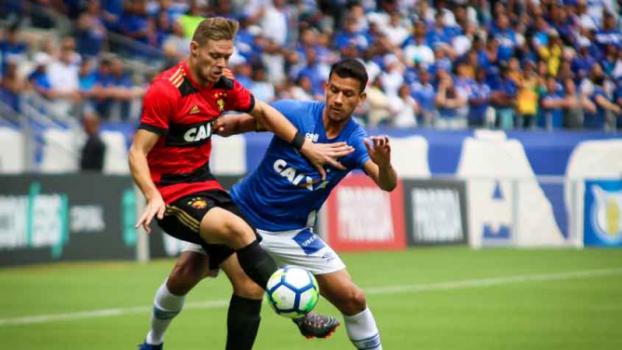 Cruzeiro2 x 0 Sport , no dia 13/5 foi o resultado do turno. -  Confira as informações da partida.