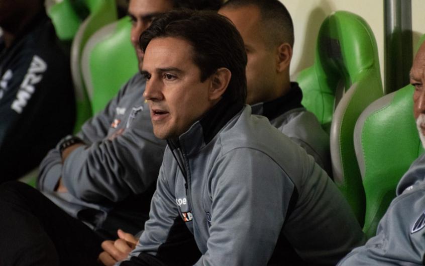 O comandante do Galo elogiou os poucos gols que a equipe vem sofrendo - Alessandra Torres/Eleven
