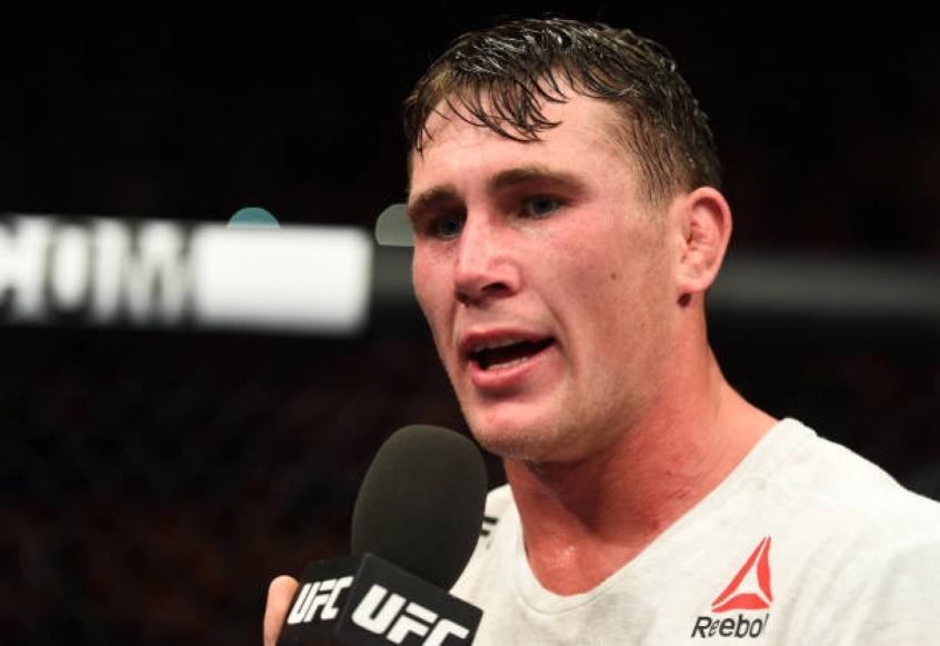Darren Till já teve diversos problemas com a balança, mas garantiu que eles são passado (Foto: Getty Images/UFC)