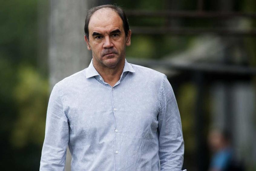 Ricardo Gomes aceitou proposta do Bordeaux, da França, e vai deixar cargo no Santos (Foto: Ivan Storti/Santos)