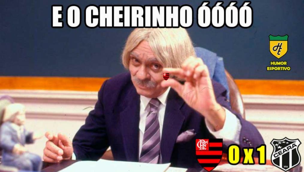 Flamengo vira piada após derrota no Maracanã - Reprodução