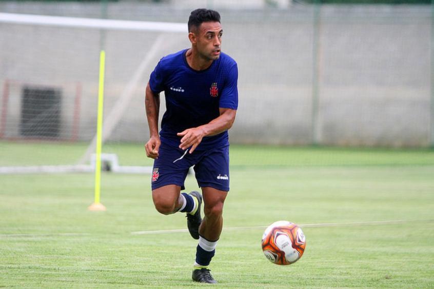 Werley está novamente à disposição no Vasco (Paulo Fernandes/Vasco.com.br)