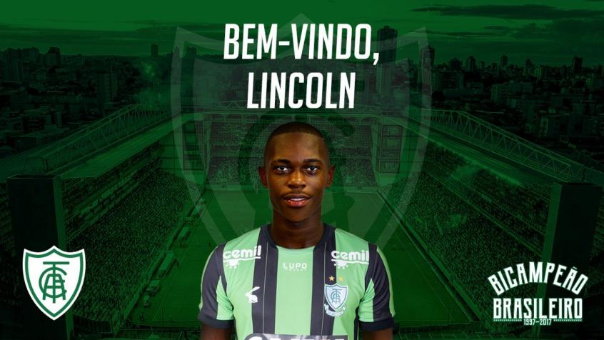 O jovem de 20 anos foi revelado pelo Grêmio- Foto: Divulgação/América-MG