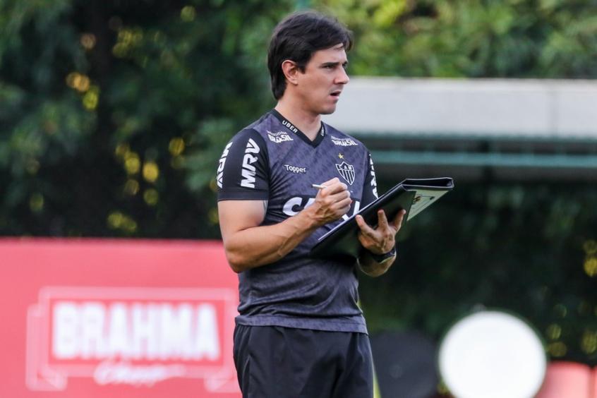 O Galo de Largui poderá entrar no G4 se Grêmio e Flamengo tropeçarem e o time vencer o Atlético-PR- Divulgação