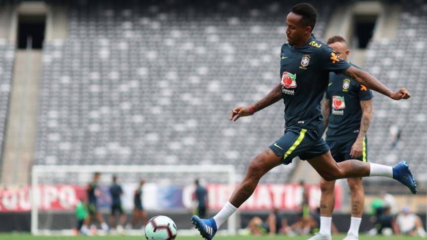 Militão foi convocado pela primeira vez para a Seleção Brasileira (Lucas Figueiredo/CBF)