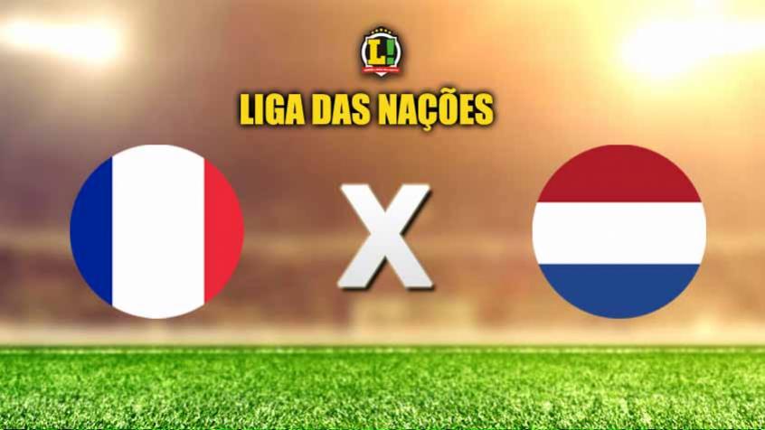 Apresentação - França x Holanda