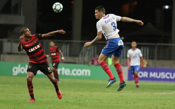 Bahia x Sport - Tiago Caldas/Fotoarena