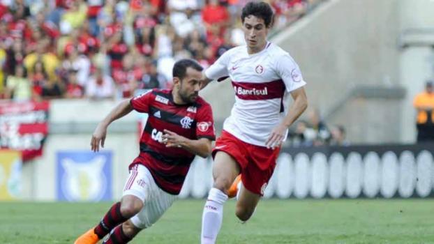 Último jogo (6/5/18): Flamengo 2x0 Internacional - Maracanã - Marcelo Cortes/Fotoarena