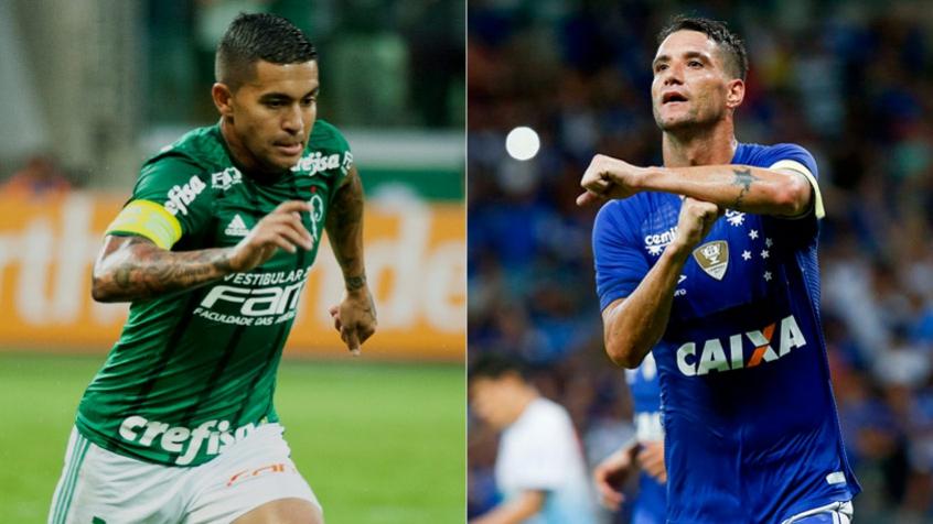 Dudu e Thiago Nevessão as esperanças de seus clubes: quem é melhor? Vote!
