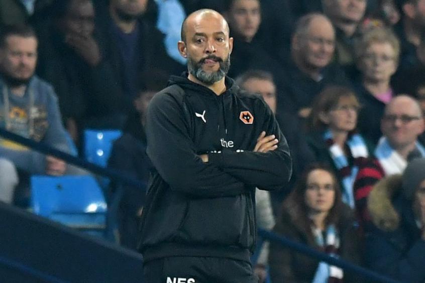Nuno Espírito Santo levou o Wolverhampton ao acesso à Premier League na temporada passada (AFP)