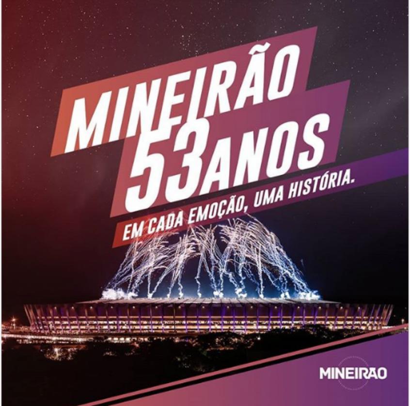 Mineirão é o grande palco do futebol mineiro -Divulgação