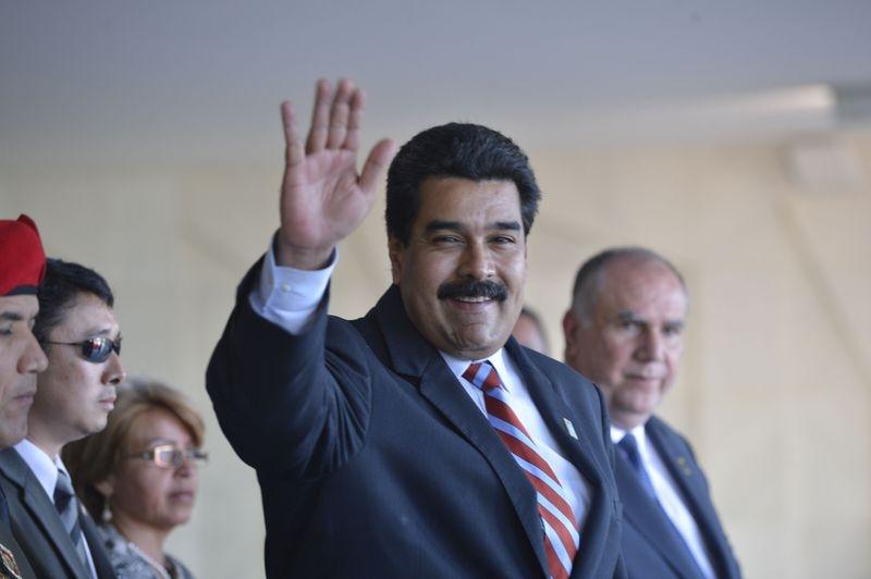 Presidente da Venezuela, Nicolás Maduro - José Cruz/Agência Brasil/Divulgação/ND
