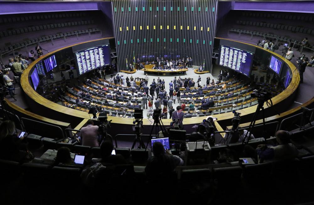 Se a maior parte dos representantes é formada por fisiologistas que trabalham contra a sociedade, é preciso melhorar a composição, com boas escolhas - Câmara dos Deputados