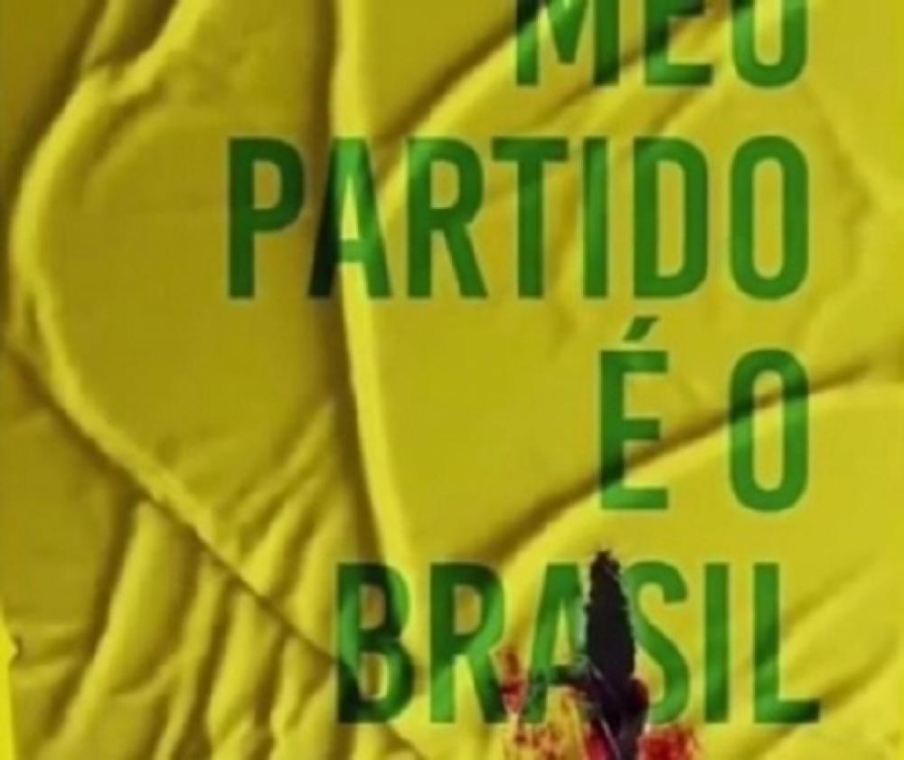 Flavio Bolsonaro divulgou imagem nas redes sociais - Twitter/Reprodução