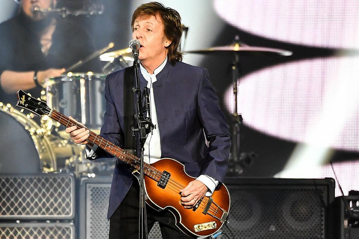 Paul McCartney - Divulgação/ND