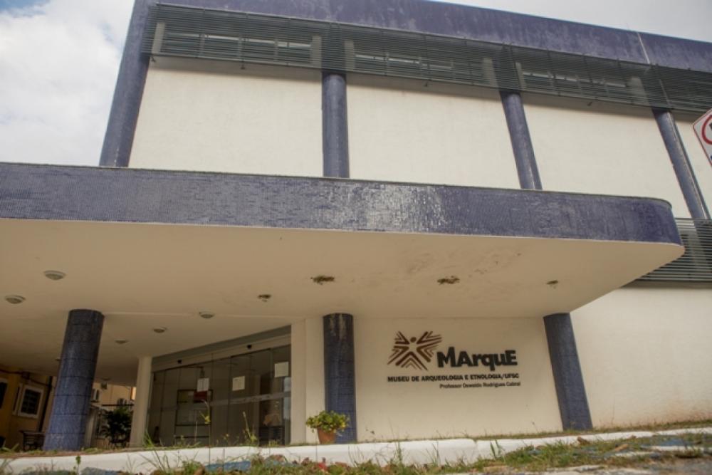 Museu de Arqueologia da UFSC fecha as portas por falta de manutenção e segurança - Flávio Tin/ND
