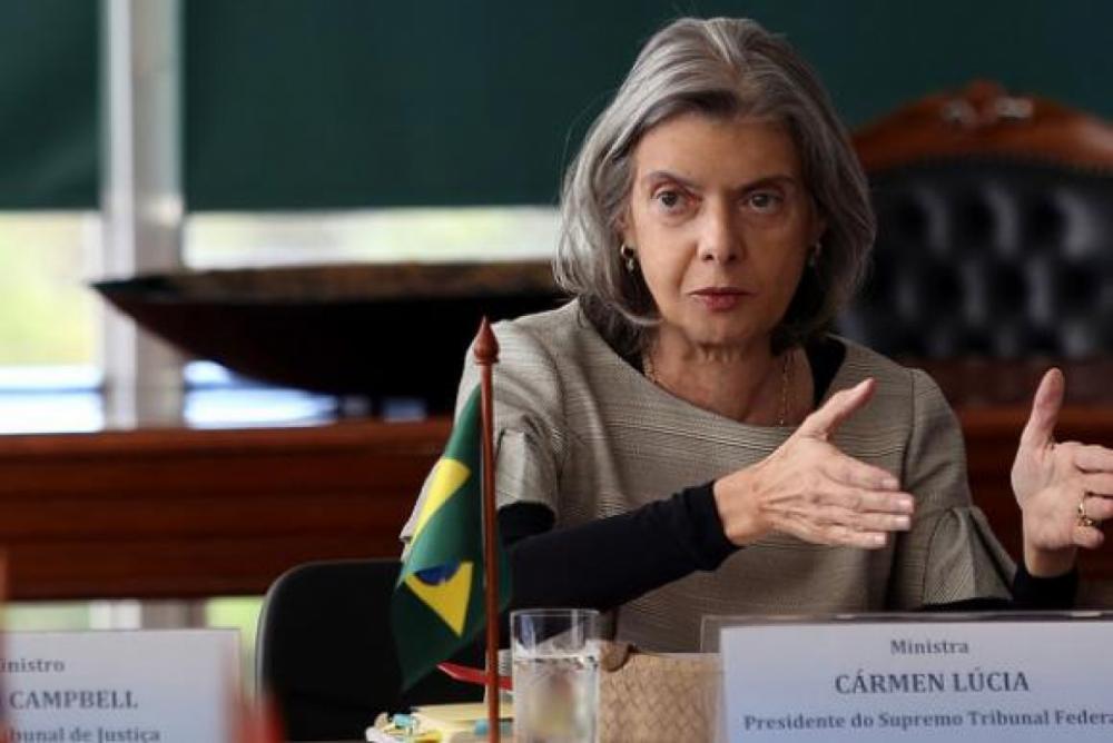 Ministra Cármen Lúcia participou de um debate sobre a questão de gênero na Justiça - CNJ/Divulgação/ND