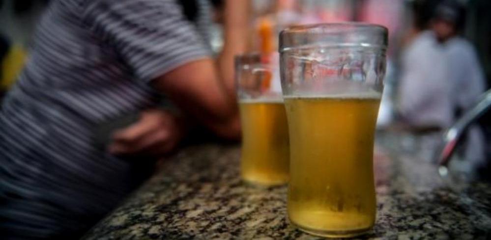 Bebida nos estádios - Marcelo Camargo/Agência Brasil