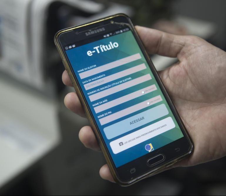 Aplicativos podem facilitar a vida do eleitor - Foto: Flávio Tin/ND
