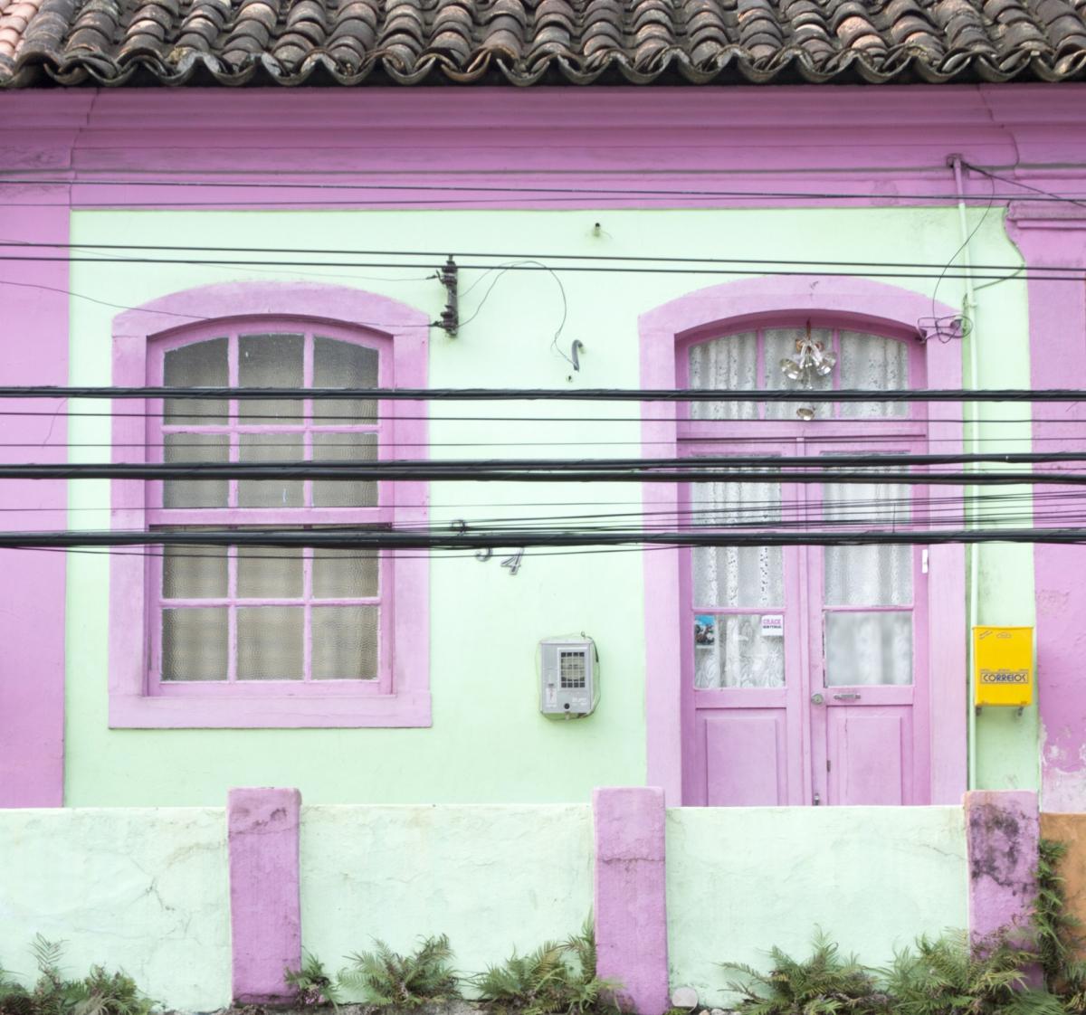 Imóvel localizado na Avenida Mauro Ramos, próximo ao Instituto Estadual de Educação - Milton Muniz/Divulgação/ND