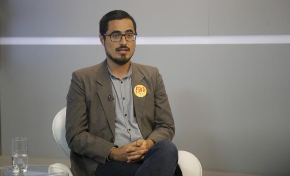 Leonel Camasão é candidato ao governo de Santa Catarina pelo PSOL - Flávio Tin/ND