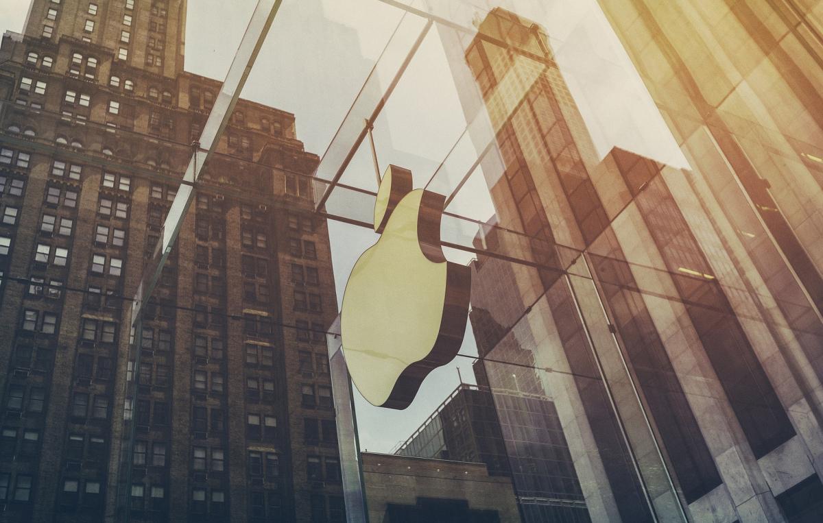 Apple - Divulgação/ND