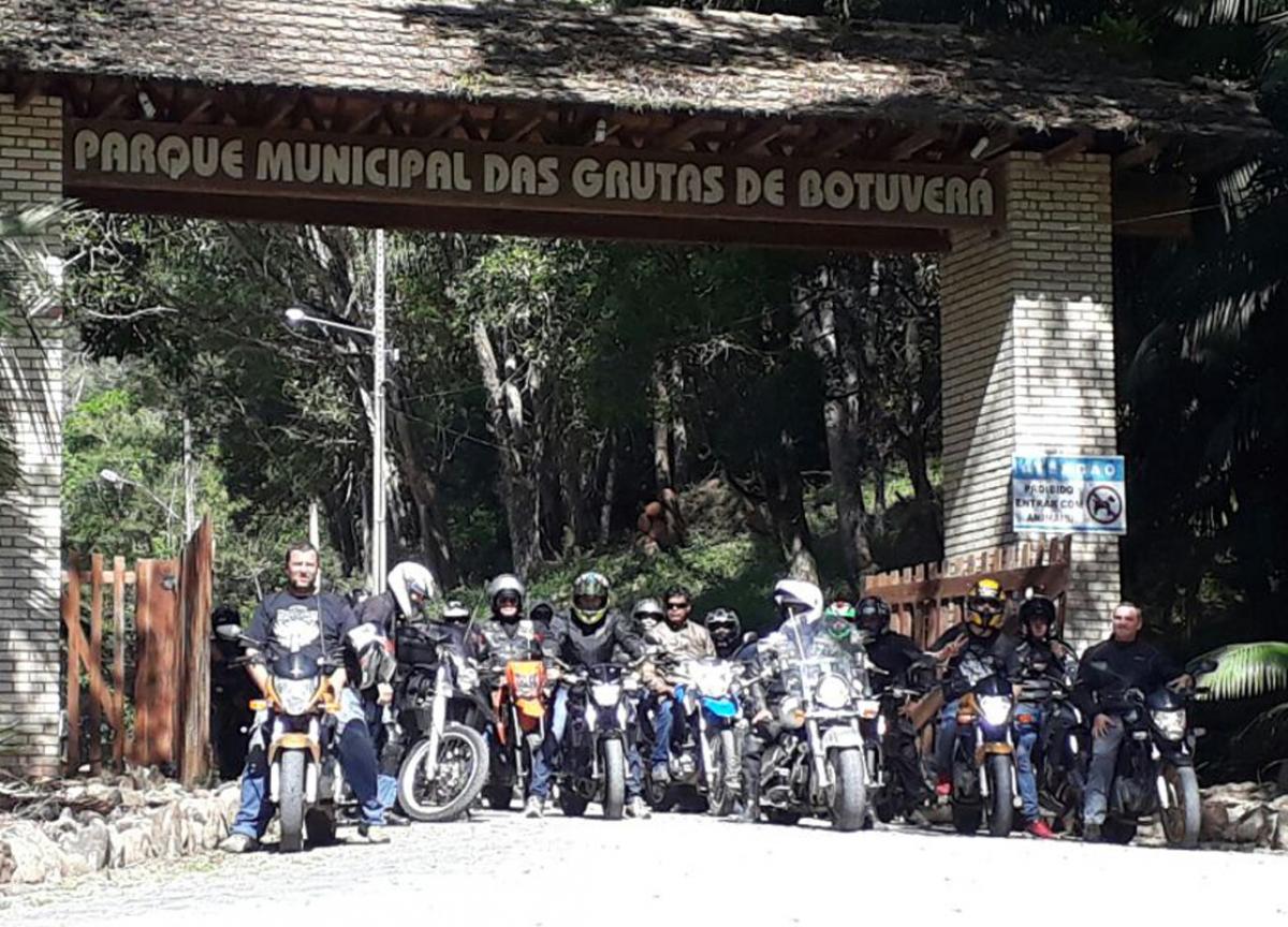 Moto Passeio da Proclamação da República - DIVULGAÇÃO/ND