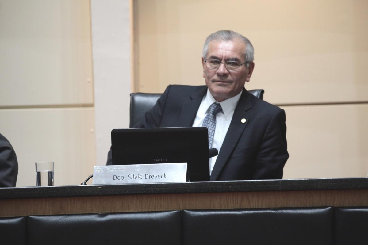 Para Silvio Dreveck, atos públicos devem ser mais transparentes - Eduardo Guedes/Agência AL/Divulgação/ND