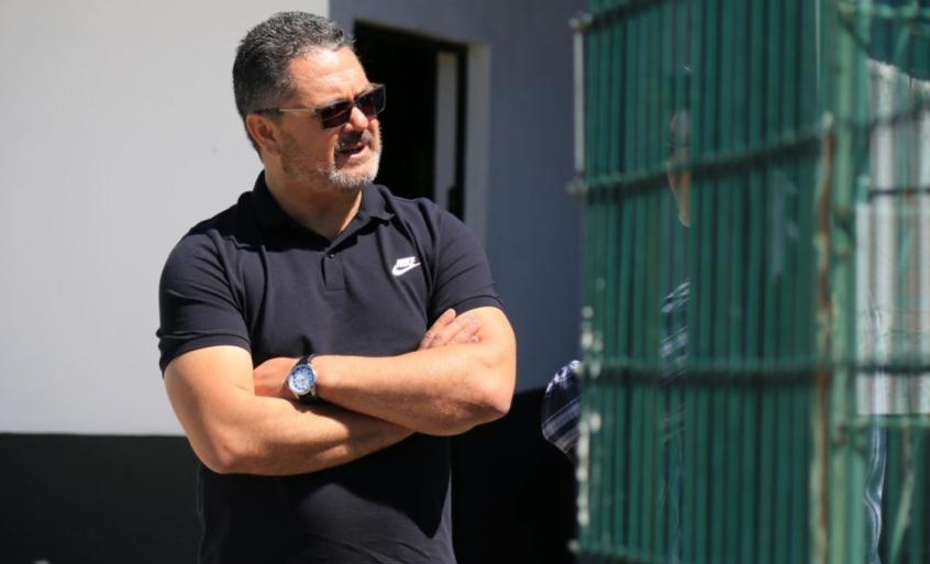 Rogério Micale é o novo treinador do Figueirense (Foto: Divulgação) -