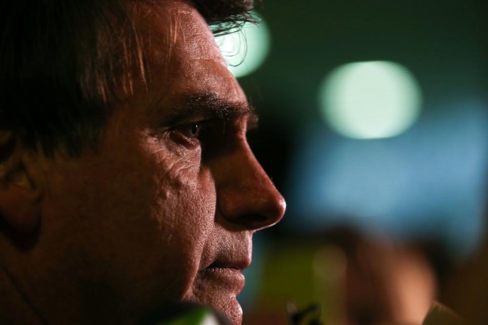 Jair Bolsonaro - Fábio Possebom/Agência Brasil/ND