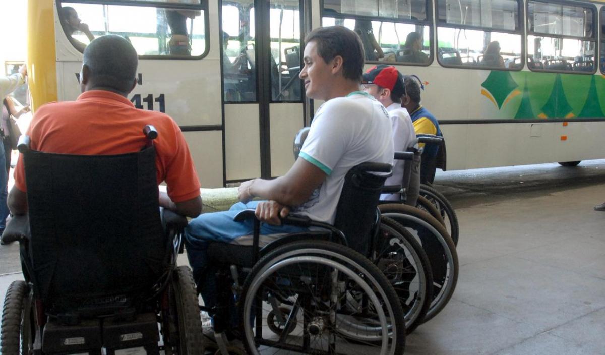 Pessoa com deficiência - Valter Campanato/Arquivo/Agência Brasil
