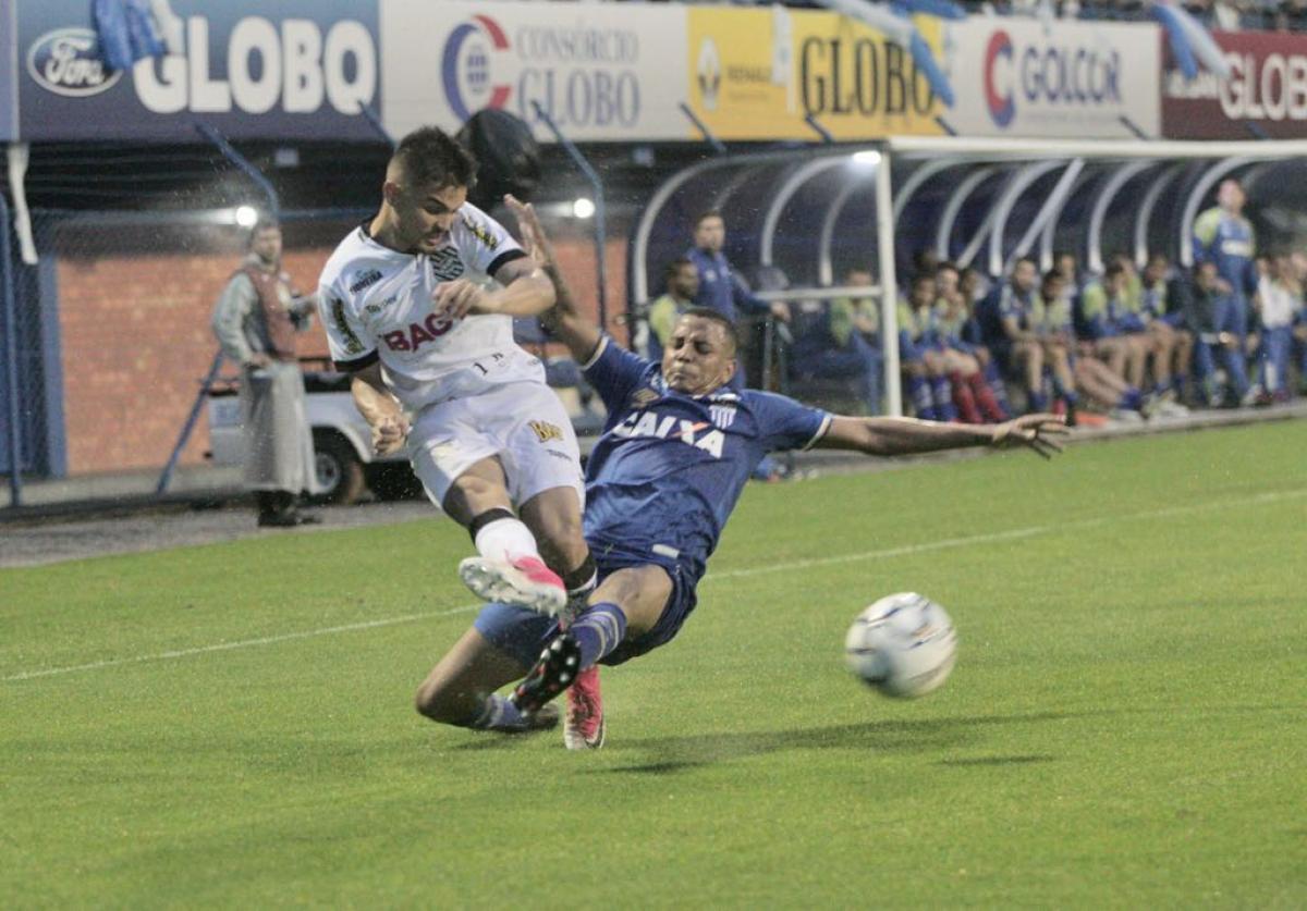 Avaí e Figueirense, no clássico de setembro de 2018 - Marco Santiago/ND