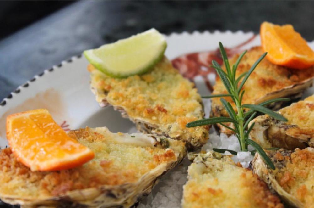 As emblemáticas ostras de Florianópolis estarão no lançamento do Observatório de Gastronomia - Divulgação/ND