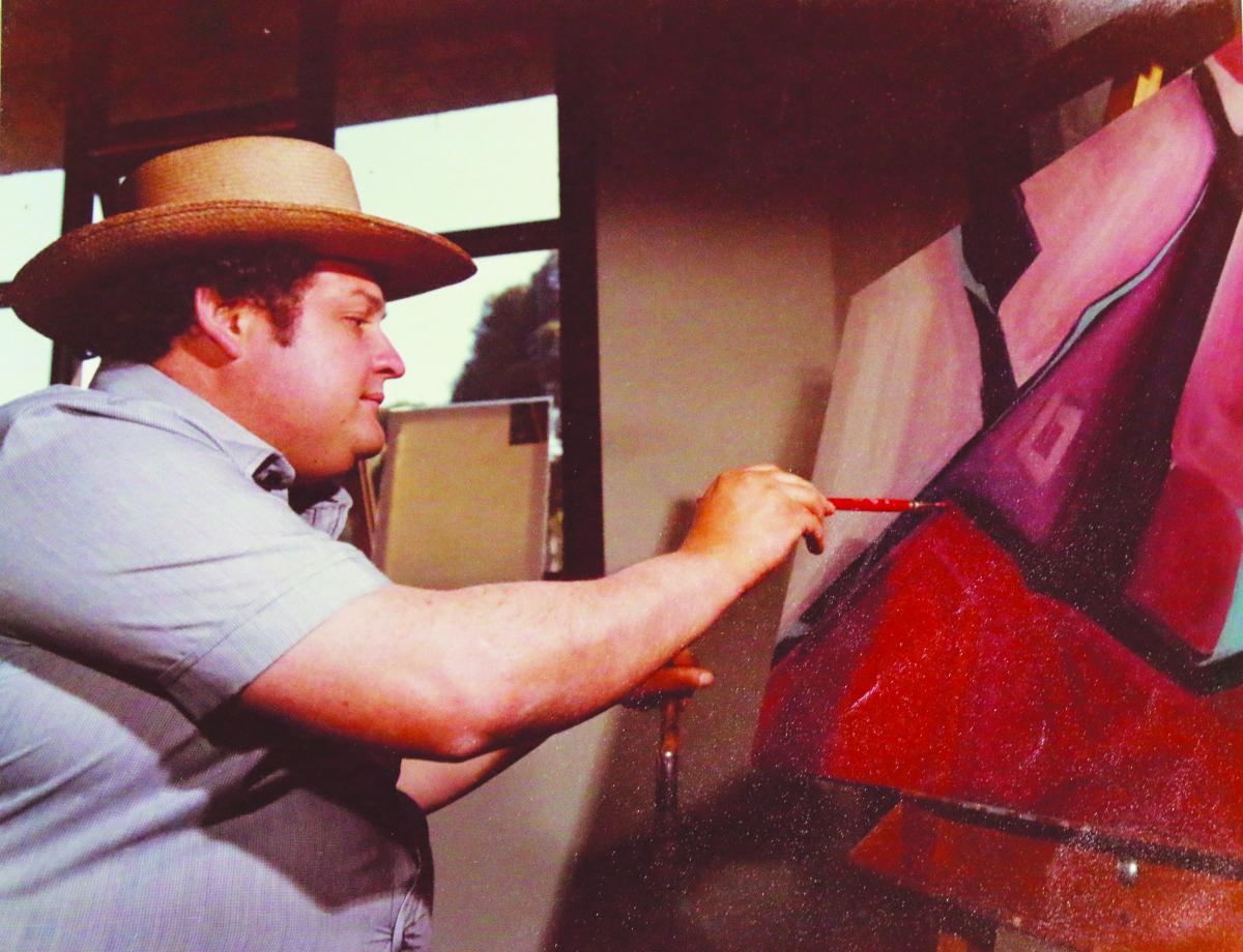 Paulo de Siqueira morreu em 1996 - Divulgação/ND