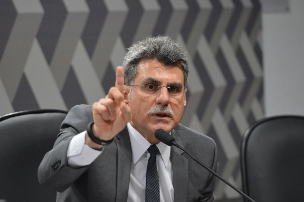 Romero Jucá - Fábio Pozzebom/Agência Brasil/Divulgação/ND