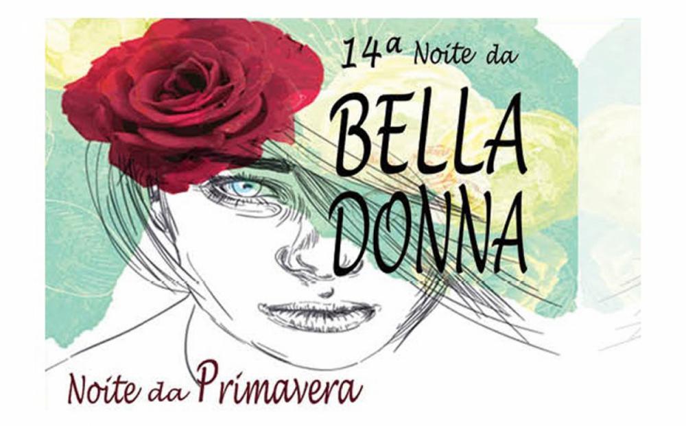 14ª Noite da Bella Donna - DIVULGAÇÃO/ND