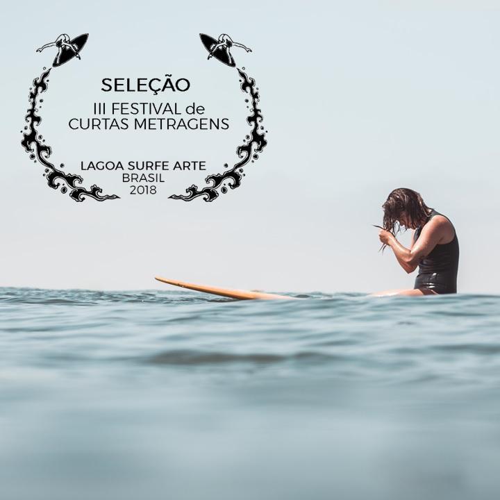 Festival de curtas é atração do Lagoa Surf Arte - Divulgação ND