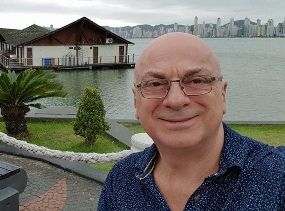 Jorge Colzani, fundador da Colcci, morreu nesta sexta-feira  - Arquivo Pessoal