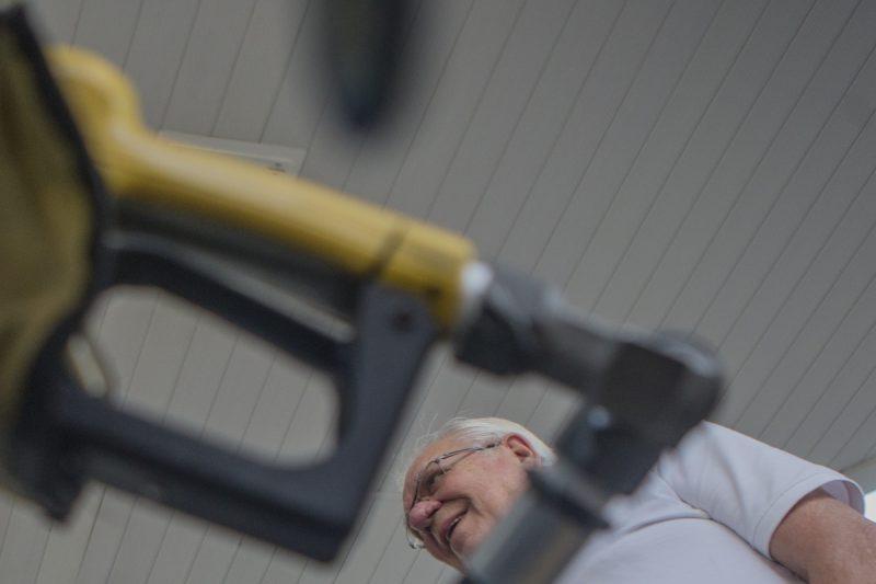 Preço de etanol aumenta em 13 estados, inclusive em SC. Foto: Flávio Tin/ND